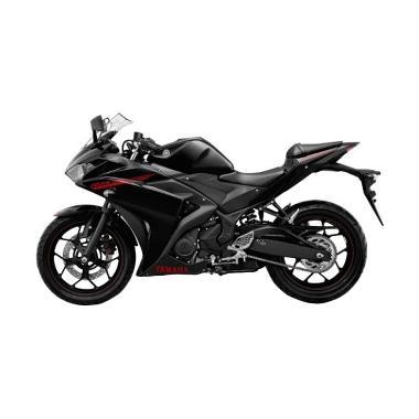 Yamaha YZF R25 Predator Black Sepeda Motor [OTR Jawa Tengah]