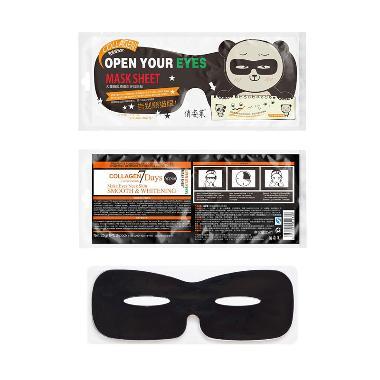 Yizikal Eye Mask Sheet Panda Masker Mata