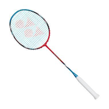 jual yonex arcsaber flash boost blue red raket badminton