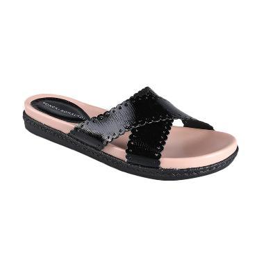 Yongki Komaladi SRLN 41518 Sandal Wanita - Black