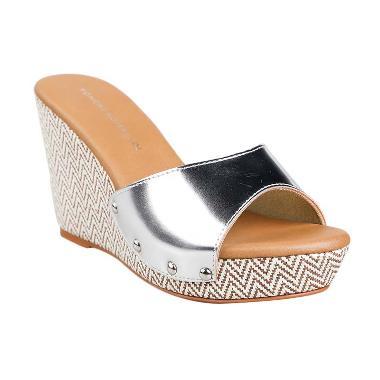 Yongki Komaladi SRLN 650001 Silver Sepatu Wanita