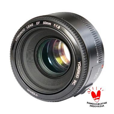 Yongnuo Lens 50mm f/1.8 Standart Prime u/ Canon
