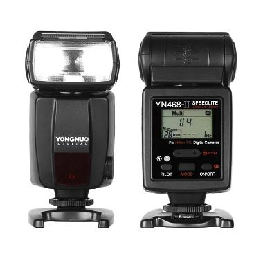 Yongnuo YN468II Flash Camera for Canon
