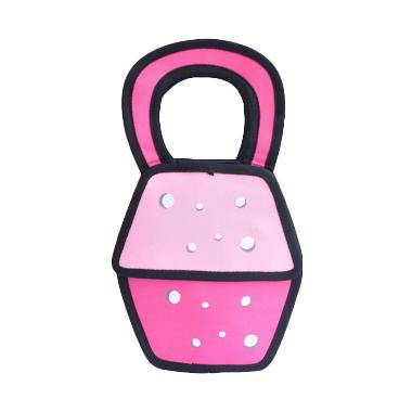 Young Soul 3D Mini Tas Tangan - Pink