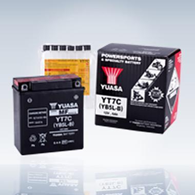 MEGA - Yuasa YT7-C MF Aki Motor     ...