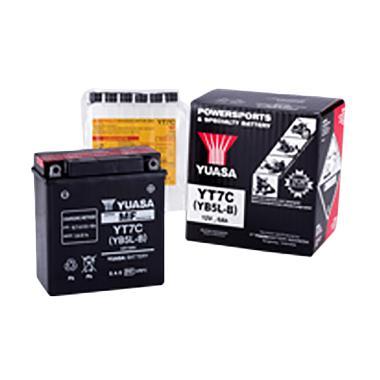Yuasa YT7-C MF Aki Motor