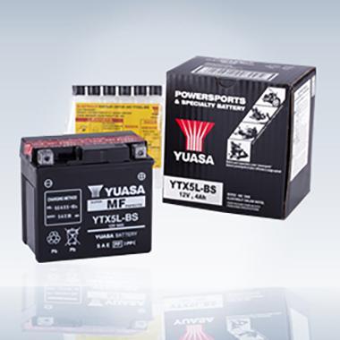 Yuasa YTX5L-BS MF Aki Motor         ...