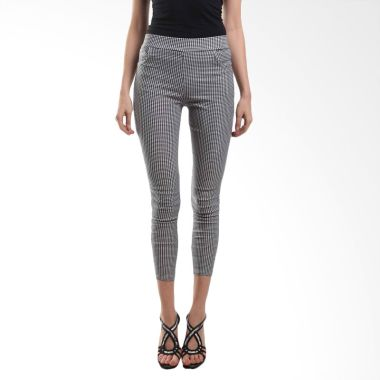 Yuka Fashion Jegging 2015113 Putih  ...