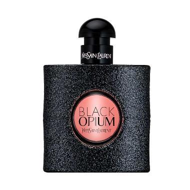 Yves Saint Laurent Black Opium EDP Parfum Wanita [90 ML]
