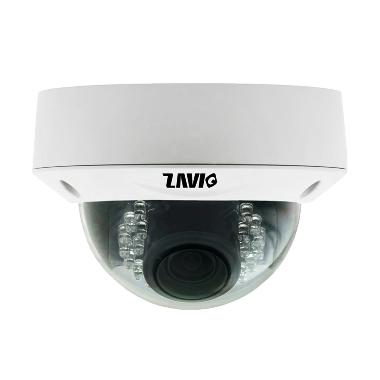 Zavio D7111 Dome IP Camera [720p MP]