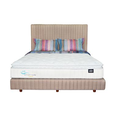 Zees Spine Friendly Premium Kasur S ...  + Free Divan + Headboard