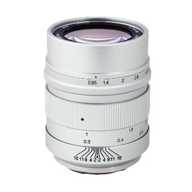 ZHONG YI 35mm F/2.0 Silver Lensa Kamera for Nikon