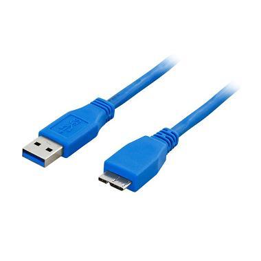 ZIACOM Kabel USB A male to Micro B [USB 3.0/100 cm]