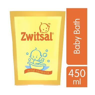 Zwitsal Baby Bath Classic PCH RL 450ml - 21155380