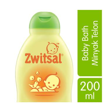 Zwitsal Baby Bath Natural ...