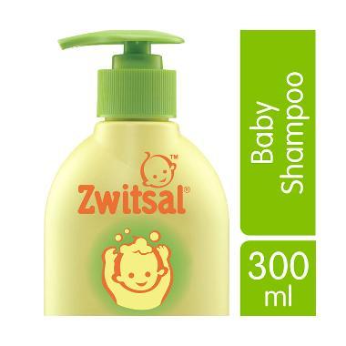 Zwitsal Baby Natural Shampoo 300ml - 60024768