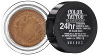 Maybelline 24 Hour Eyeshadow Bold Gold