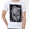 Adaptshirt Kingdoom White Tshirt