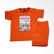 Alenia Pictures Serdadu Kumbang Kids T-shirt - Orange