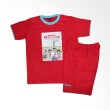 Alenia Pictures Serdadu Kumbang Kids T-shirt - Red