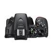Nikon D5500 Kit VR II 18-55 Black Kamera DSLR