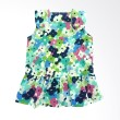 Babylon Dress Anak Perempuan Flower Pop Art Lot 252