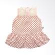 Babylon Tile Ice Princess Love Pink Baju Terusan Anak