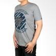 Be Proud Of Indonesia - Garuda Circle Male Tees - Abu Misty