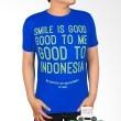 Be Proud of Indonesia PatrioteesME Package Turkis Kaos