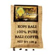 Kupu Kupu Bola Dunia - Bali Supremo Coffee Beans (Karung 100 gr)
