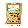 Kupu Kupu Bola Dunia - Robusta Bali Coffee Beans (Karung 250 gr)
