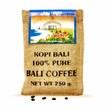 Kupu Kupu Bola Dunia-Robusta Bali Coffee Kristal (Karung 250 gr)