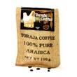 Kupu Kupu Bola Dunia - Toraja Coffee Beans (Karung 100 gr)
