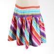 Gymboree Rainbow Color Skirt Rok Anak