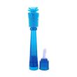Sassy No Scratch Bottle Brush Blue 30133