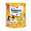 Bebelac Complete Fruit and Veggie Madu 1+ 800gr - Susu Formula