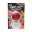 Carall Night Light Peach Harvest D10115A