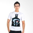 UrbanCo T-Shirt America 14 White