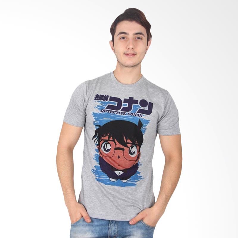 UrbanCo T-Shirt Detective Conan 6 Grey