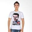 UrbanCo T-Shirt NVF Juan Mata White