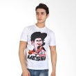 UrbanCo T-Shirt NVF Lionel Messi White