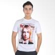 UrbanCo T-Shirt RollKurtCobain White