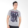 UrbanCo T-Shirt RollTheBeatles2 Grey