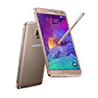 Samsung Galaxy Note 4 Gold Smartphone
