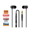 Sound Magic In Ear Sound Isolating Earphone E10 SilverBlack