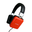 Zumreed ZHP-010 Square portable stereo headphones Red