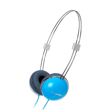 Zumreed ZHP-013 Airily portable wire headphones Blue