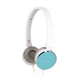 Zumreed ZHP-014 Sfit headphones Light Blue