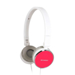 Zumreed ZHP-014 Sfit headphones Red