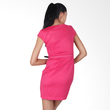 Carte Dress Pink Shift with Belt